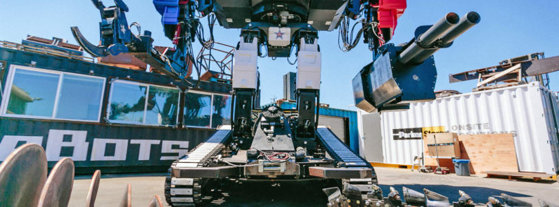 The USA is taking on Japan in a giant robot duel you can watch next Tuesday