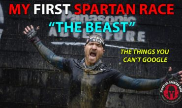 My First Spartan Race – The stuff you CAN'T Google