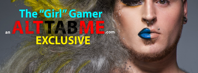 """THE """"GIRL"""" GAMER: ON THE OTHER SIDE"""