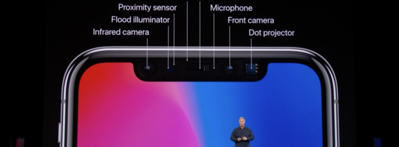 iPhone X's Notch is for more than an Animated Poop Animoji