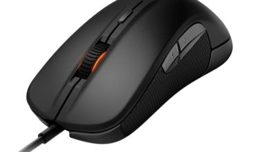 SteelSeries Rival review: a refined optical gaming mouse