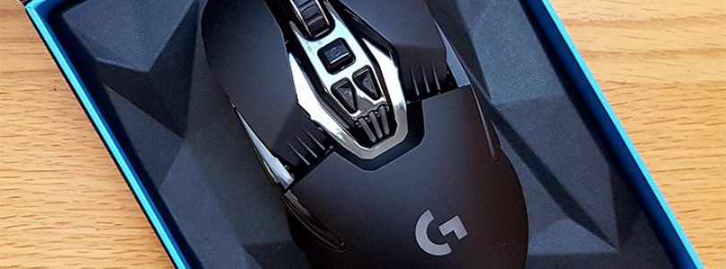 Review: Logitech G900 wireless gamingmouse