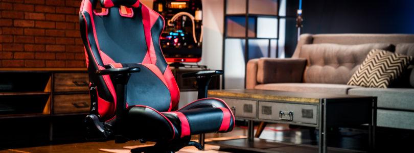 DXRacer IRON GamingChair