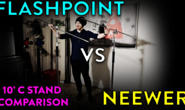 Neewer vs Flashpoint – Heavy Duty C-Stand – Comparison