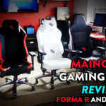 """Maingear Gaming Chair Review: Yes it can """"Do This""""!"""